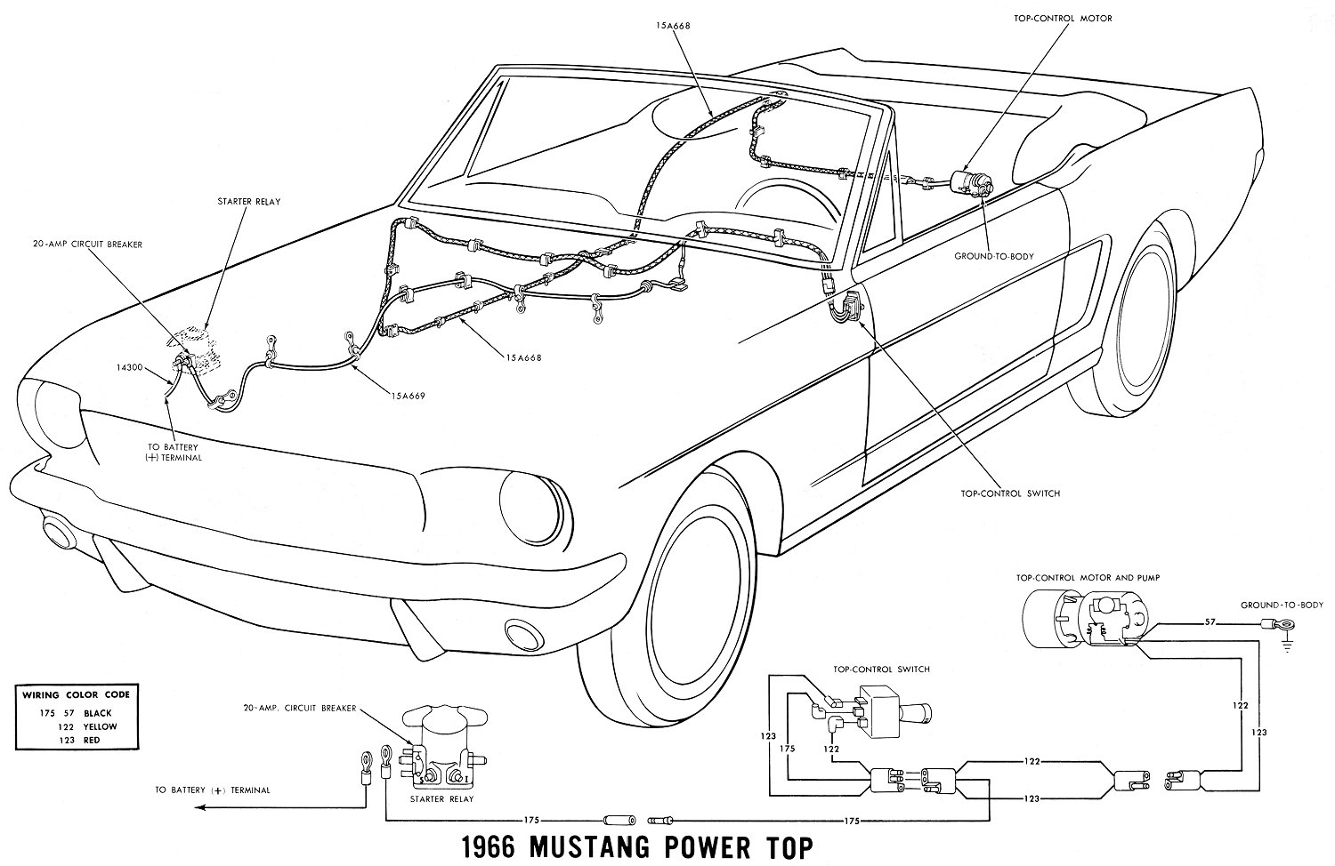 ford pertronix electronic ignition wiring diagram
