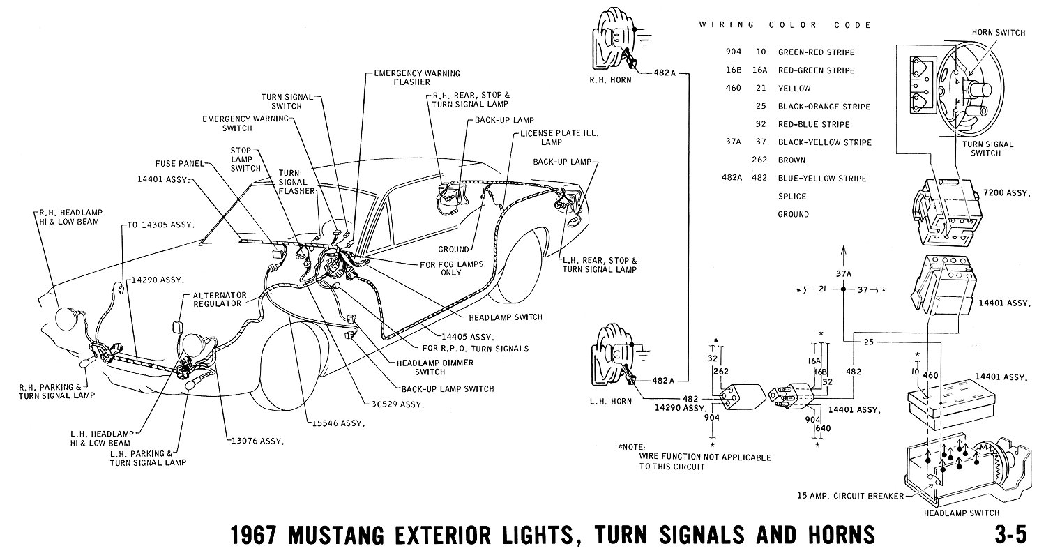 Technik Plan on 1964 Galaxie Wiring Diagram
