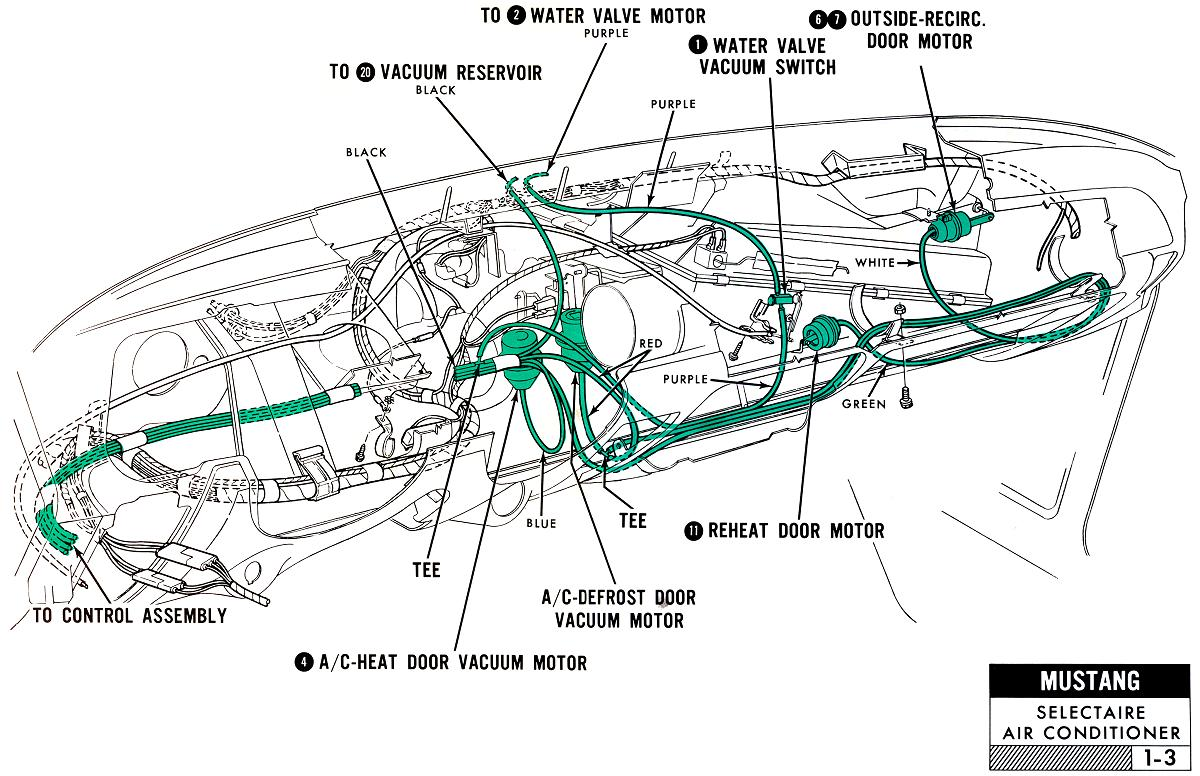 Vacac on 66 corvette wiring diagram